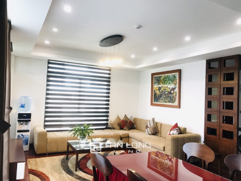 90sqm-2 bedrooms apartment for rent in Au Co street, Tay ho district 12