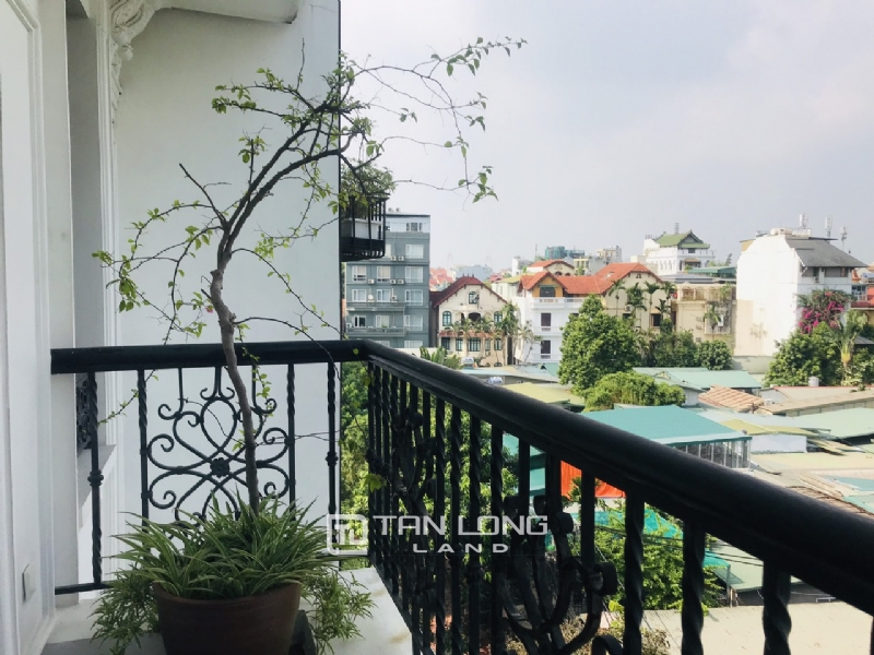 90sqm-2 bedrooms apartment for rent in Au Co street, Tay ho district 13