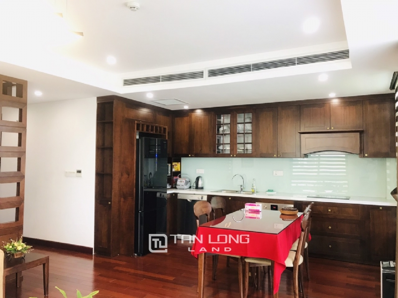 90sqm-2 bedrooms apartment for rent in Au Co street, Tay ho district 15