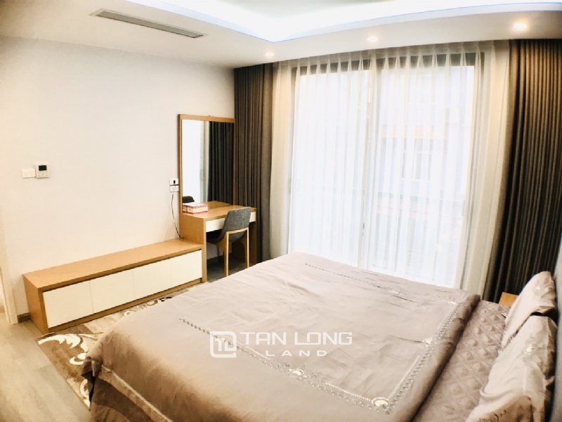90sqm-2 bedrooms service apartment for rent in To Ngoc Van street, Tay ho district 2