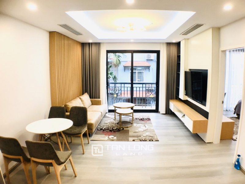 90sqm-2 bedrooms service apartment for rent in To Ngoc Van street, Tay ho district 4