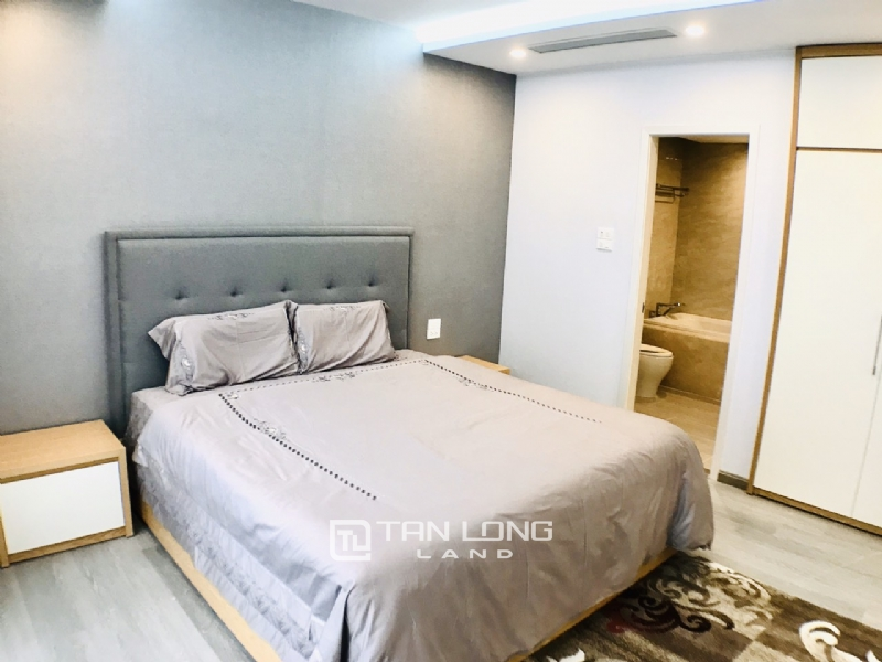 90sqm-2 bedrooms service apartment for rent in To Ngoc Van street, Tay ho district 8