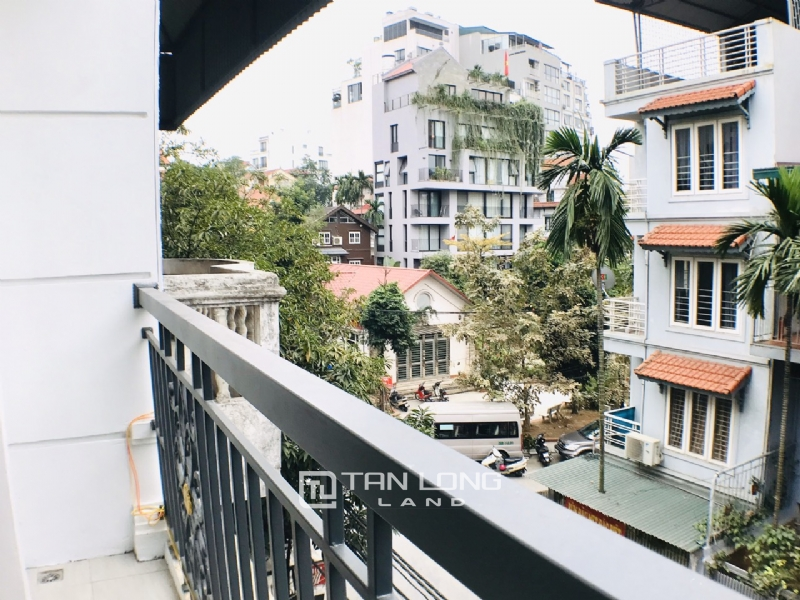 90sqm-2 bedrooms service apartment for rent in To Ngoc Van street, Tay ho district 11