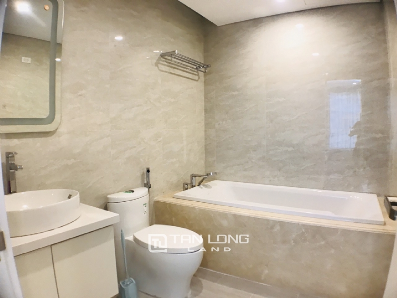 90sqm-2 bedrooms service apartment for rent in To Ngoc Van street, Tay ho district 12