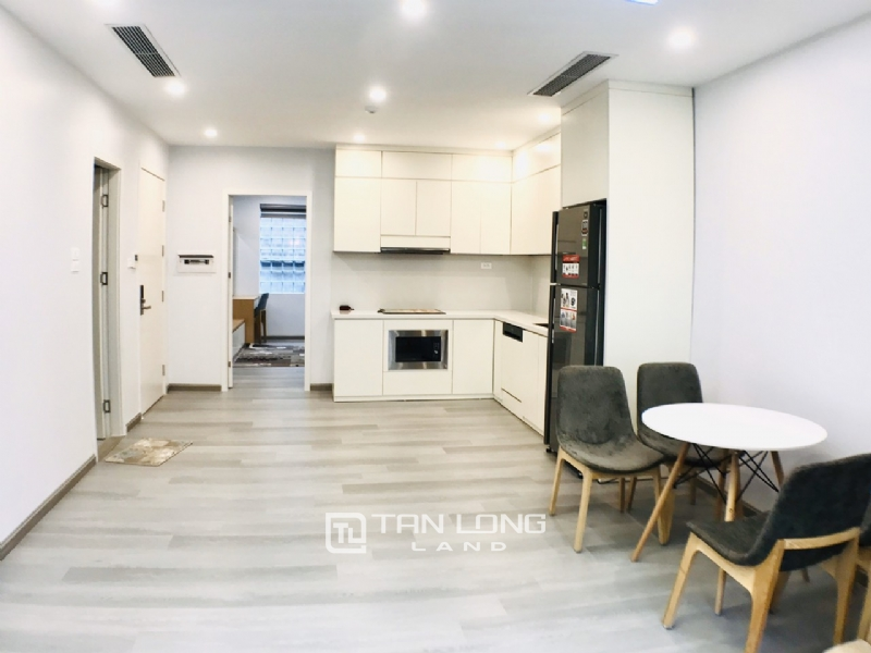 90sqm-2 bedrooms service apartment for rent in To Ngoc Van street, Tay ho district 13