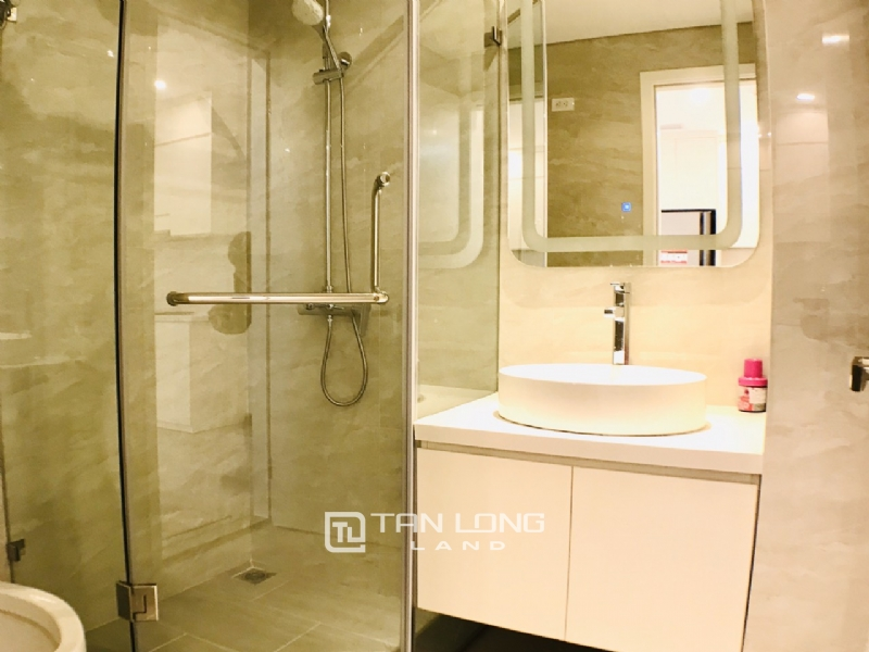 90sqm-2 bedrooms service apartment for rent in To Ngoc Van street, Tay ho district 15