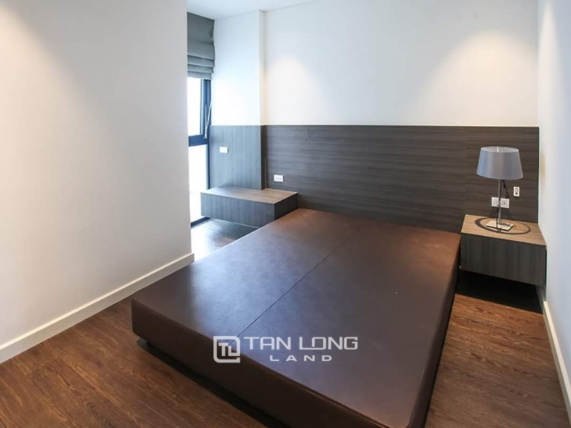 90sqm-2bed with high floor apartment in Tay Ho street, Tay ho district 8
