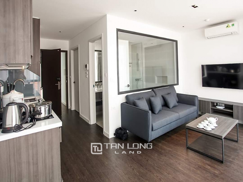 90sqm-2bed with high floor apartment in Tay Ho street, Tay ho district 11