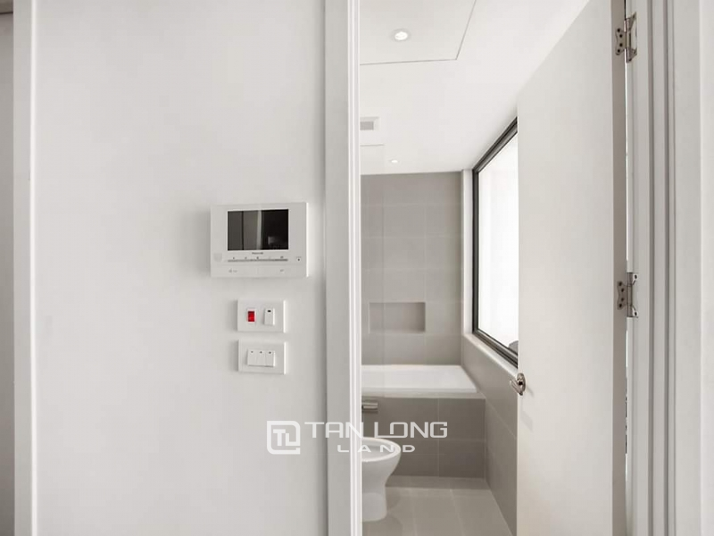 90sqm-2bed with high floor apartment in Tay Ho street, Tay ho district 14