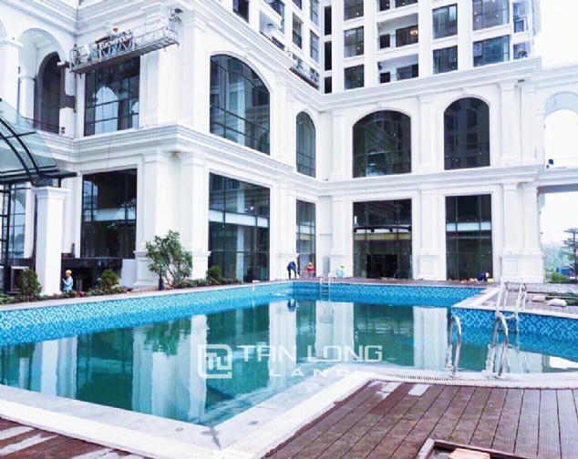 $950 / 2br - 98m2 apartment for rent in Sunshine Riverside with gorgeous view to Nhat Tan bride and Red river 8