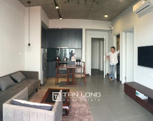 A 1-bedroom apartment for rent on Yen Hoa street, Tay Ho district! 1