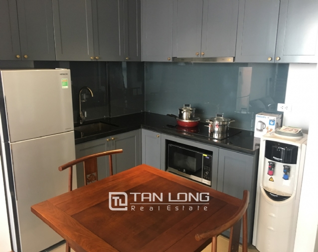A 1-bedroom apartment for rent on Yen Hoa street, Tay Ho district! 2
