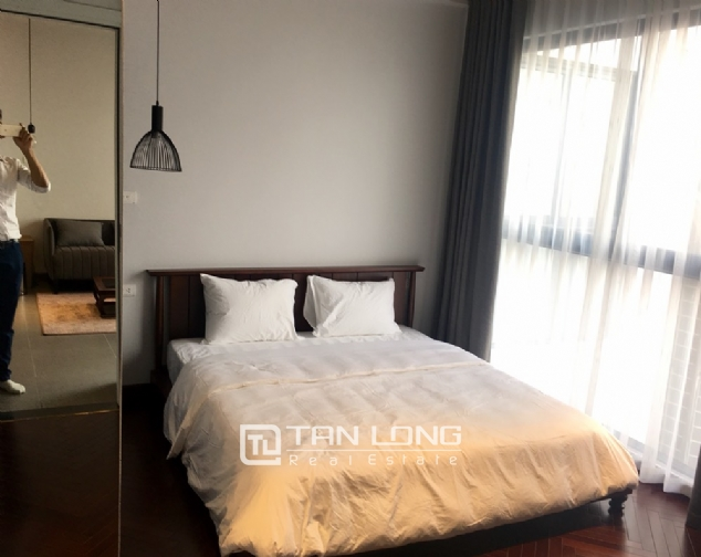 A 1-bedroom apartment for rent on Yen Hoa street, Tay Ho district! 3