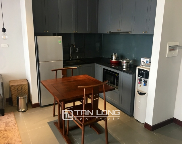 A 1-bedroom apartment for rent on Yen Hoa street, Tay Ho district! 4
