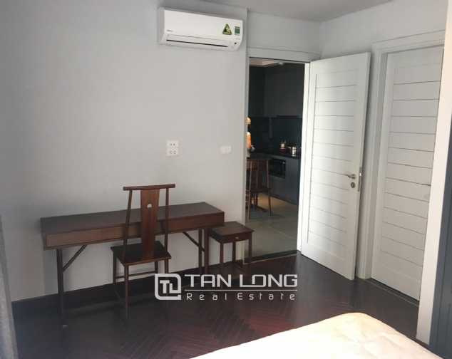A 1-bedroom apartment for rent on Yen Hoa street, Tay Ho district! 7