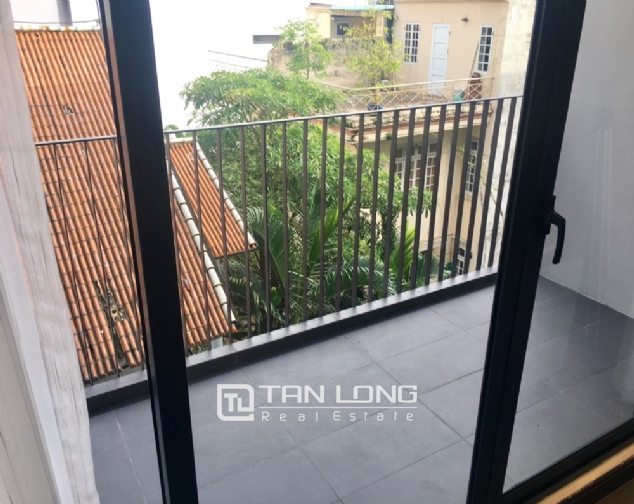 A 1-bedroom apartment for rent on Yen Hoa street, Tay Ho district! 9