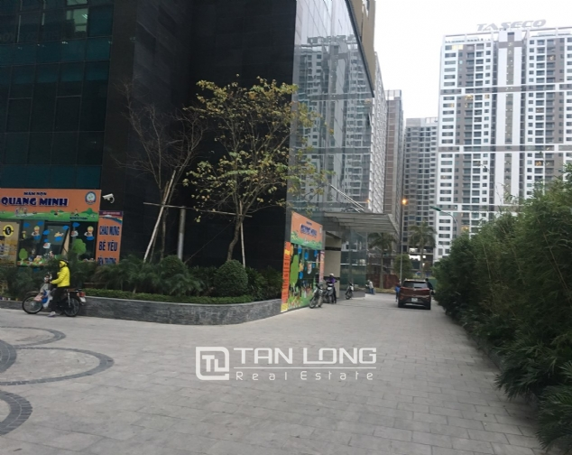 A 2-bedroom apartment for rent in Diploma Hancorp, Tay Ho district! 2