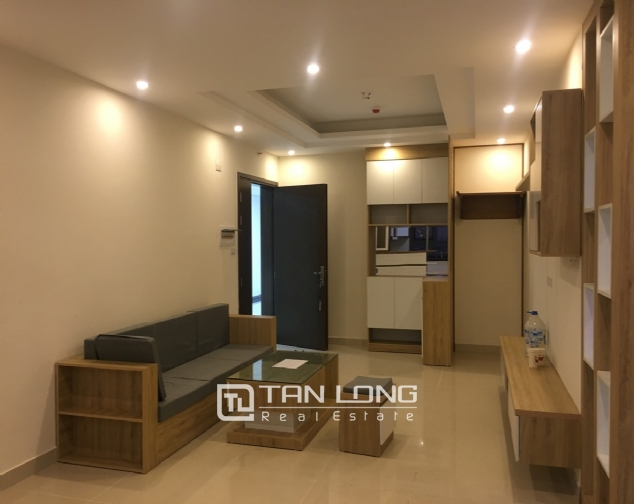 A 2-bedroom apartment for rent in Diploma Hancorp, Tay Ho district! 1
