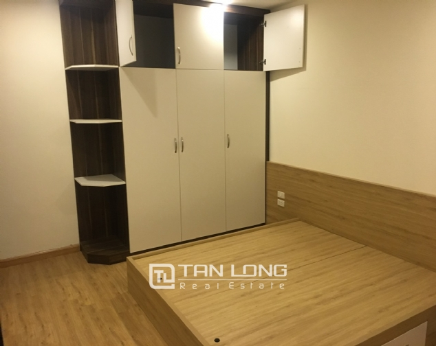 A 2-bedroom apartment for rent in Diploma Hancorp, Tay Ho district! 4