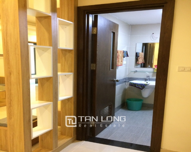 A 2-bedroom apartment for rent in Diploma Hancorp, Tay Ho district! 6