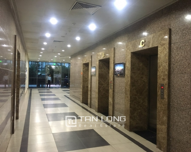 A 2-bedroom apartment for rent in Diploma Hancorp, Tay Ho district! 10