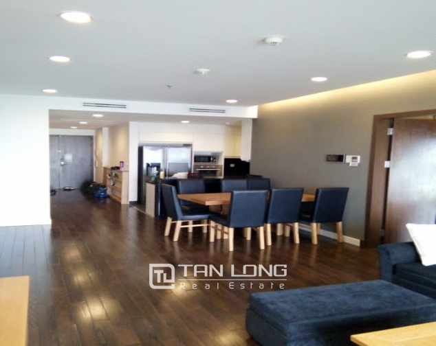 A 2-bedroom apartment for rent on Lancaster 20 Nui Truc! 2
