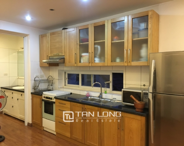 A 2-bedroom apartment for rent on Xuan Dieu street, Tay Ho district! 8