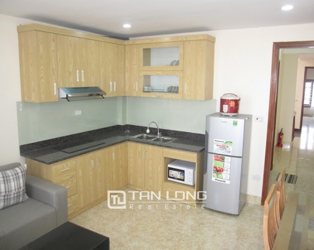 A 2-bedroom Duplex apartment for rent on Quan Ngua street, Ba Dinh district! 3