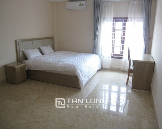 A 2-bedroom Duplex apartment for rent on Quan Ngua street, Ba Dinh district! 4