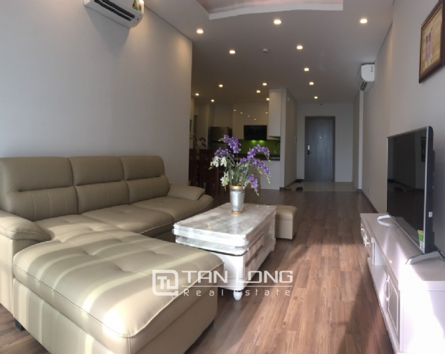 A 3-bedroom apartment for rent on the diplomatic corps area in Nothern Tu Liem district! 5