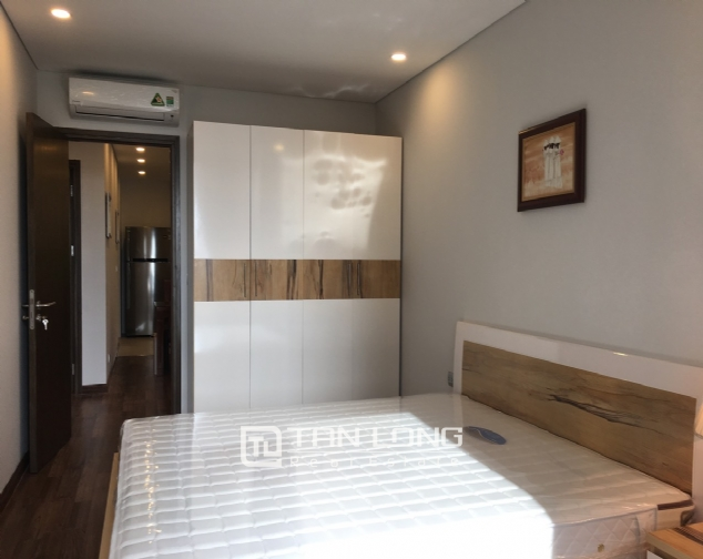 A 3-bedroom apartment for rent on the diplomatic corps area in Nothern Tu Liem district! 2