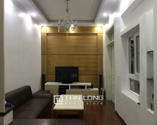 A 4-bedroom house for rent in Thuy Khe street, Tay Ho district, Hanoi! 1