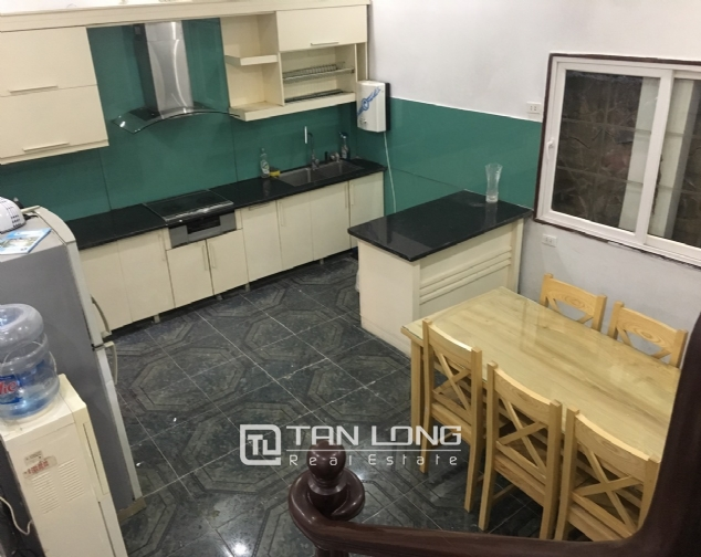 A 4-bedroom house for rent in Thuy Khe street, Tay Ho district, Hanoi! 2