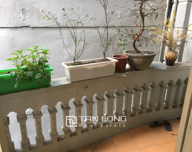 A 4-bedroom house for rent in Thuy Khe street, Tay Ho district, Hanoi! 5