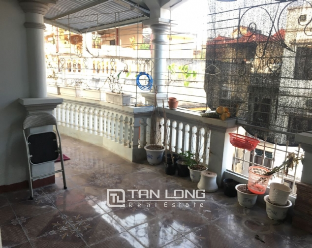 A 4-bedroom house for rent in Thuy Khe street, Tay Ho district, Hanoi! 10