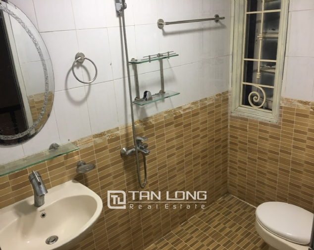 A 4-bedroom house for rent in Thuy Khe street, Tay Ho district, Hanoi! 9