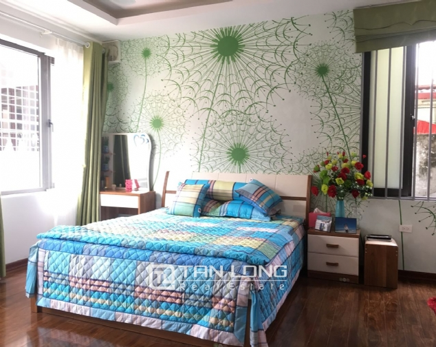 A 5-bedroom house for rent on To Ngoc Van street, Tay Ho district! 7