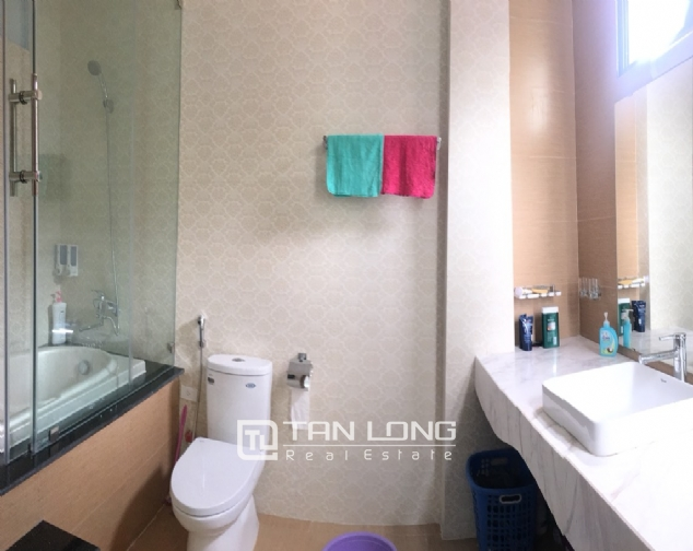 A 5-bedroom house for rent on To Ngoc Van street, Tay Ho district! 9
