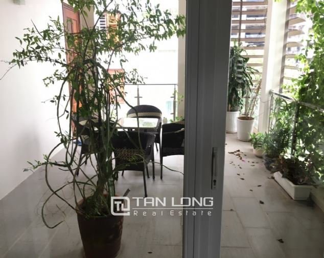 A 5-storey house for rent on Nguyen Hoang Ton - Peach Garden, Tu Liem district! 9