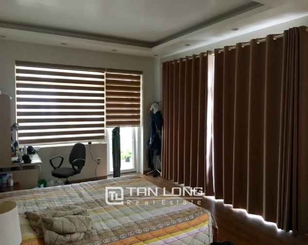 A 5-storey house for rent on Nguyen Hoang Ton - Peach Garden, Tu Liem district! 1