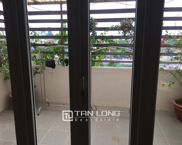 A 5-storey house for rent on Nguyen Hoang Ton - Peach Garden, Tu Liem district! 8