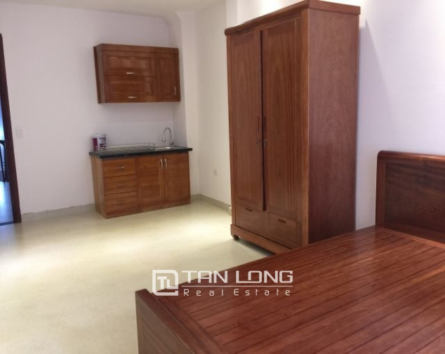 A cheap studio for rent on Van Ho, Hai Ba Trung 2