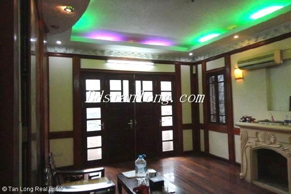 A house for rent in Nguyen Ngoc Vu street, Cau Giay district 3