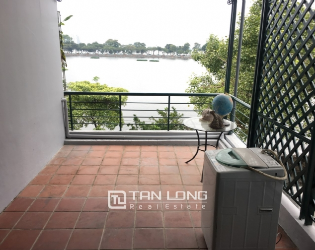 A house for rent in Truc Bach street - Tran Vu ward, Ba Dinh district! 7