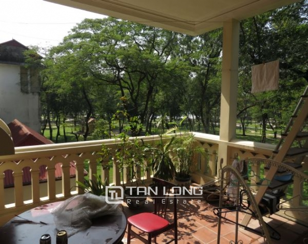 A house for rent on Nguyen Dinh Chieu 10