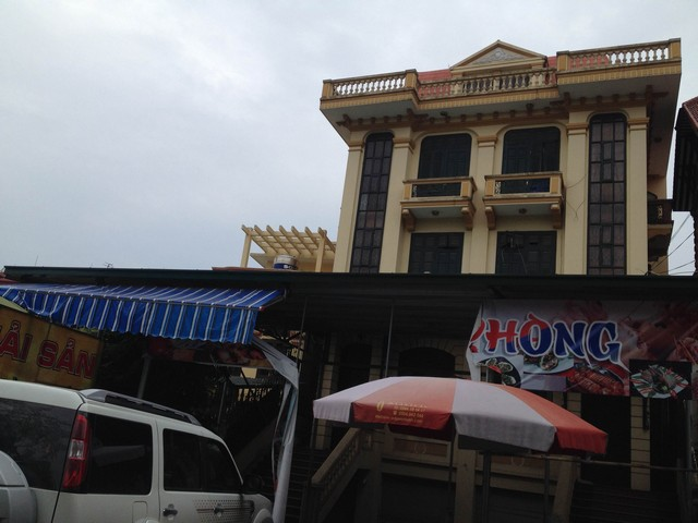 Houses in Ba Dinh