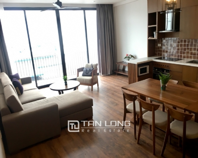 A luxurious 2-bedroom apartment for rent on Tay Ho street, Tay Ho district! 1