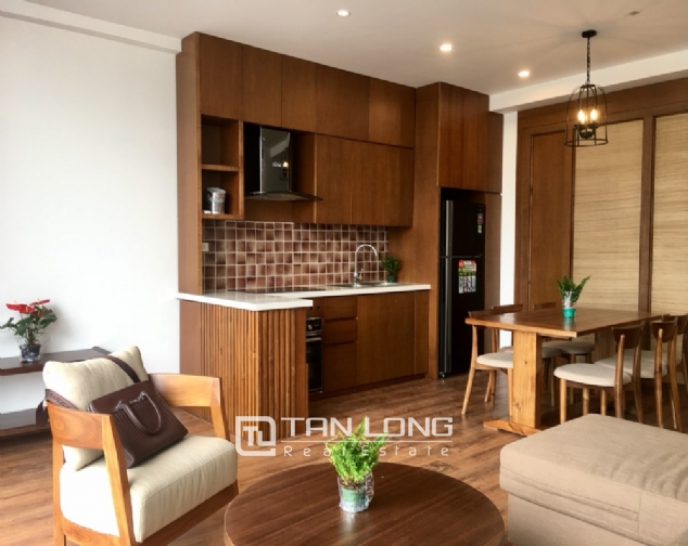 A luxurious 2-bedroom apartment for rent on Tay Ho street, Tay Ho district! 3