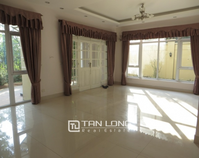 A magnificent 4 bedroom villa for rent in C7, Ciputra Hanoi 2