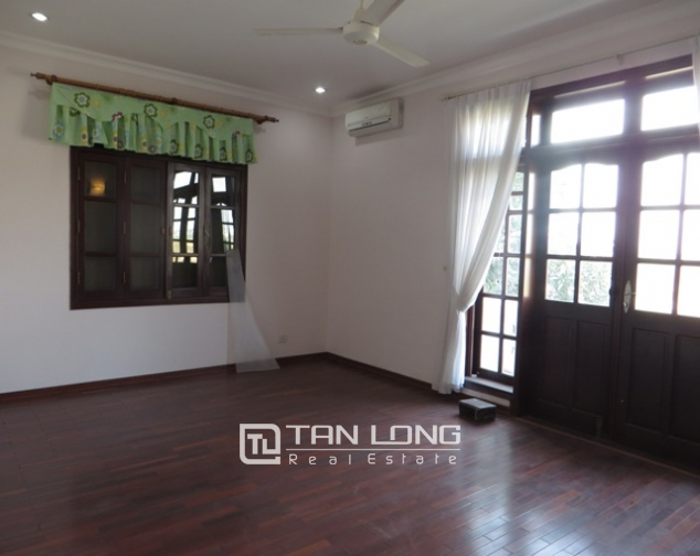 A magnificent 4 bedroom villa for rent in C7, Ciputra Hanoi 5